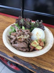 beef tapa bowl